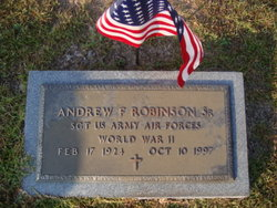 Andrew Francis Robinson, Sr