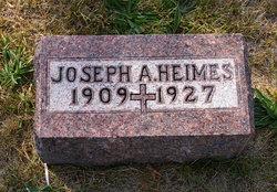 Joseph A Heimes
