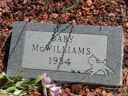 Baby McWilliams