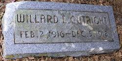 Willard E Cutright