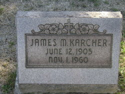 James M. Karcher