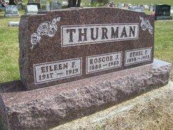 Roscoe J Thurman