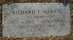 Richard E Harris