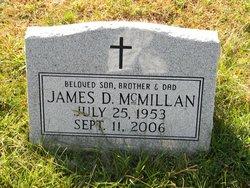 James D McMillan