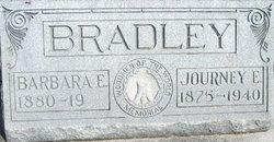 """Journey E. """"Doc"""" Bradley"""