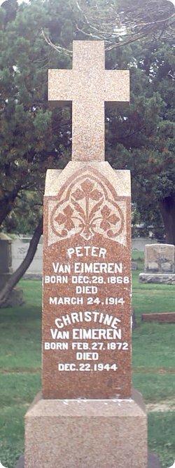 Peter VanEimeren
