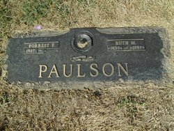 Forrest F Paulson