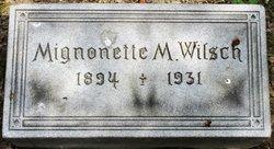 Migmomette M <I>Raidt</I> Wilsch