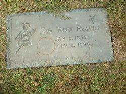 Eva Adeline <I>Rowe</I> Reames