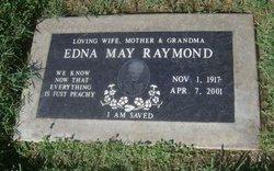 Edna May Raymond