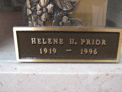 Helene H. Prior