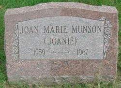 Joan Marie Munson