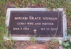 Miriam Grace Niuman
