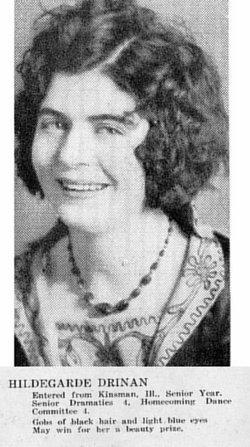 Hildegarde T. <I>Drinan</I> Corcoran