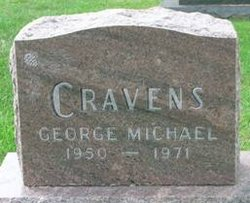 George Michael Cravens