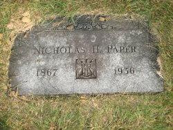 Nicholas H. Paper