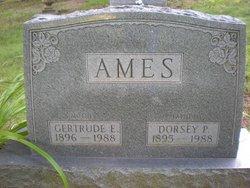 Gertrude E. <I>Grigsby</I> Ames