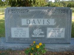 Sidney <I>McCoy</I> Davis