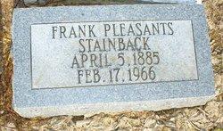Judge Frank Pleasants Stainback