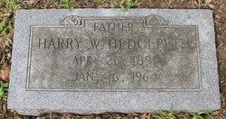 Harry W Hedgepeth