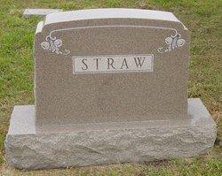 Ernest J Straw