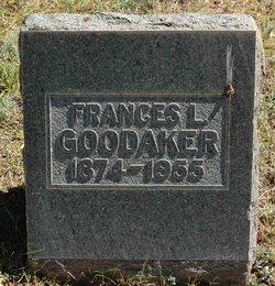 Frances Leona <I>Lashner</I> Goodaker