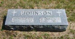 Olive L <I>McNair</I> Johnson