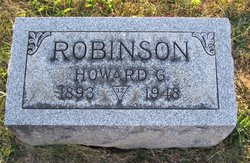 Howard G Robinson