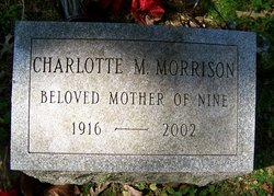 Charlotte M. Morrison