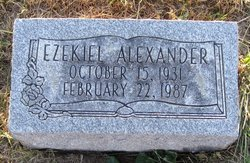 Ezekiel Alexander