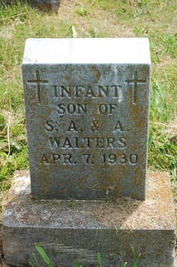 Infant Son Walters