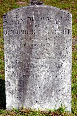 Columbus Carter Langford