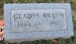Gladys Marie <I>Butt</I> Braun