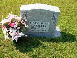 Mary Ruth Caswell