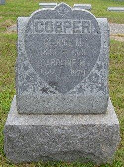Caroline M Cosper