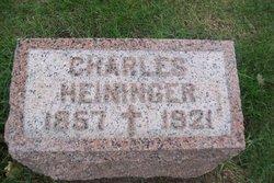 Charles F Heininger
