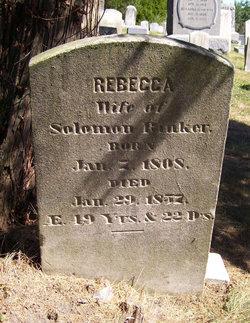 Rebecca Margaret <I>Kunkle</I> Rinker