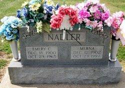 Merna <I>Webster</I> Nadler