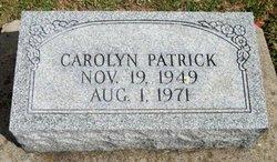 Carolyn Patrick
