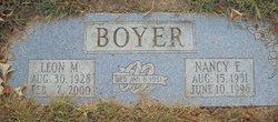 Nancy E Boyer