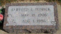 Clifford E. Tedrick