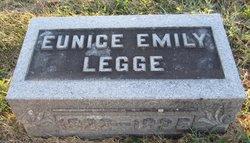 Eunice Emily Legge