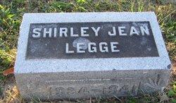 Shirley Jean Legge