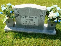 Larry Edward Powell