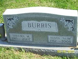 Thelma M Burris