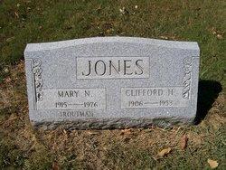 Mary Naomi <I>Tumbleson</I> Jones