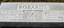 Fletcher William Robards