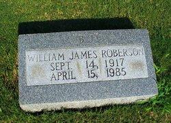 "William James ""BJ"" Roberson"