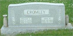 Edna M. Cromley
