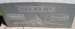 Emily Lucinda <I>Hector</I> Pickens